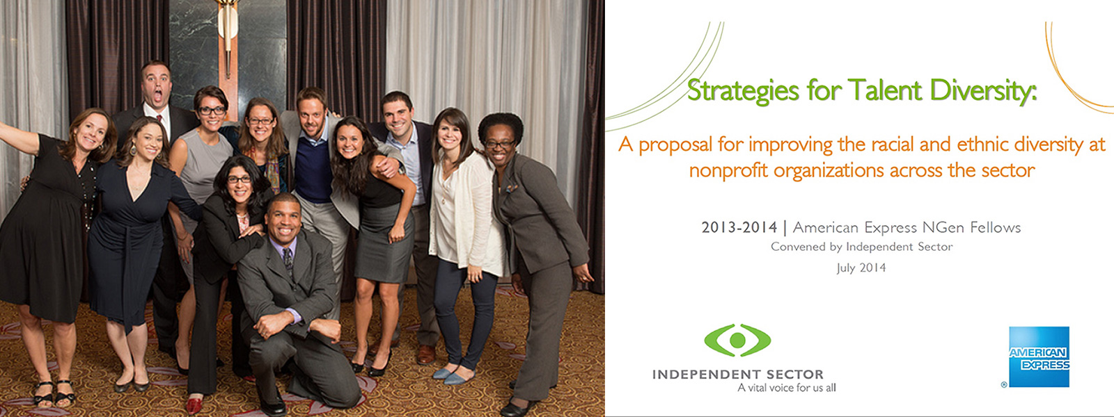 2014 Strategies For Talent Diversity Independent Sector